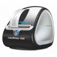 Imprimanta de etichete Dymo 450 Turbo, USB, 71 etichete/minut POS & Supraveghere