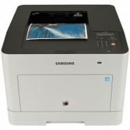 Imprimanta Laser Color Samsung CLP-680ND, Duplex, A4, 25ppm, USB, Retea Imprimante