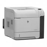 Imprimanta Laser Monocrom HP LaserJet Enterprise 600 M601DN, Duplex, A4, 45ppm, 1200 x 1200, USB, Retea, Toner Nou