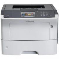 Imprimanta Laser Monocrom Lexmark MS610de, Duplex, A4, 47ppm, 1200 x 1200, USB, Retea