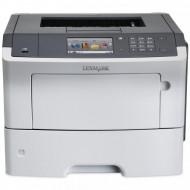 Imprimanta Noua Laser Monocrom Lexmark MS610de, Duplex, A4, 47ppm, 1200 x 1200, USB, Retea Imprimante