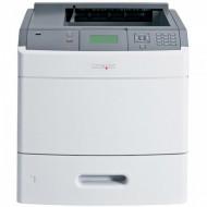 Imprimanta laser monocrom Lexmark T652DN, USB, Retea, Duplex, 48 ppm Imprimante