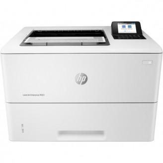 Imprimanta Noua Laser Monocrom HP LaserJet Enterprise M507dn, Duplex, A4, 43ppm, 1200 x 1200dpi, USB, Retea Imprimante