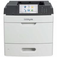 Imprimanta Noua Laser Monocrom Lexmark MS812de, Duplex, A4, 66ppm, 1200 x 1200, USB, Retea Imprimante