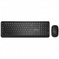 "Kit Tastatura si Mouse DELUX, ""KA190+M320"", wireless, 104 taste format standard, mouse , 3/1 butoane, negru Componente & Accesorii"