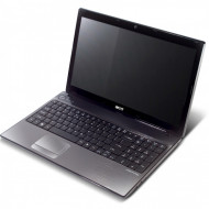 Laptop Acer Aspire 5741, Intel Core i5-430M 2.26GHz, 6GB DDR3, 500GB SATA, DVD-RW, 15.6 Inch, Webcam, Tastatura Numerica, Grad B (0312) Laptopuri