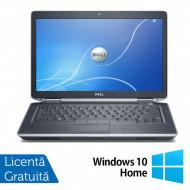 Laptop Dell Latitude E6430, Intel Core i5-3230M 2.60GHz, 8GB DDR3, 120GB SSD, 14 Inch, Webcam + Windows 10 Home Laptopuri