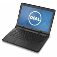 Laptop Dell Chromebook 3120, Intel Celeron N2840 2.16GHz, 2GB DDR3, 16GB SSD, 11.6 Inch, Webcam, Chrome OS Laptopuri