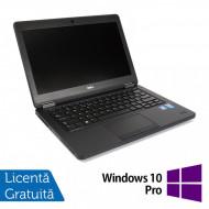 Laptop DELL Latitude E5450, Intel Core i7-5600U 2.60GHz, 8GB DDR3, 240GB SSD, 14 Inch + Windows 10 Pro Laptopuri