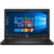 Laptop Dell Latitude 5590, Intel Core i5-7300U 2.60GHz, 8GB DDR4, 256GB SSD M.2, 15.6 Inch Full HD, Webcam, Tastatura Numerica Laptopuri