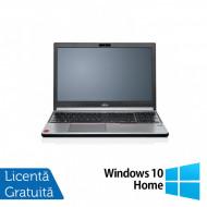 Laptop FUJITSU SIEMENS Lifebook E754, Intel Core i5-4200M 2.50GHz, 4GB DDR3, 240GB SSD, DVD-RW, 15.6 Inch, Fara Webcam + Windows 10 Home Laptopuri