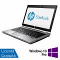 Laptop Hp EliteBook 2570p, Intel Core i5-3210M 2.50GHz, 8GB DDR3, 240GB SSD, 12.5 Inch + Windows 10 Pro