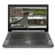 Laptop HP EliteBook 8570w, Intel Core i7-3610QM 2.30GHz, 4GB DDR3, 500GB SATA, nVidia K1000M, DVD-RW, 15.6 Inch Full HD, Webcam, Tastatura Numerica, Grad B (0281) Laptopuri