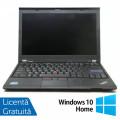 Laptop LENOVO ThinkPad X220, Intel Core i5-2520M 2.50GHz, 4GB DDR3, 120GB SSD, Webcam, 12.5 Inch + Windows 10 Home