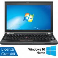 Laptop LENOVO Thinkpad x230, Intel Core i7-3520M 2.90GHz, 4GB DDR3, 120GB SSD, Fara Webcam, 12.5 Inch + Windows 10 Home Laptopuri