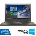 Laptop Lenovo Thinkpad X250, Intel Core i5-5300U 2.30GHz, 8GB DDR3, 120GB SSD, 12.5 Inch + Windows 10 Home