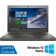 Laptop Lenovo Thinkpad X250, Intel Core i5-5300U 2.30GHz, 8GB DDR3, 120GB SSD, 12.5 Inch + Windows 10 Home Laptopuri
