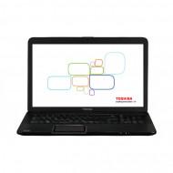 Laptop Toshiba Satellite C870D-110, AMD E1-1200 1.40GHz, 4GB DDR3, 250GB SATA, DVD-RW, 17.3 Inch, Webcam, Tastatura Numerica, Grad A- Laptopuri