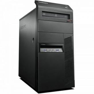 Calculator Lenovo Thinkcentre M83 Tower, Intel Core i7-4770 3.40GHz, 8GB DDR3, 120GB SSD, DVD-ROM Calculatoare