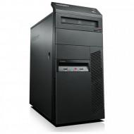 Calculator Lenovo Thinkcentre M91p Tower, Intel Core i7-2600 3.40GHz, 4GB DDR3, 500GB SATA, DVD-RW Calculatoare