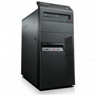 Calculator Lenovo Thinkcentre M91p Tower, Intel Core i7-2600 3.4GHz, 4GB DDR3, 120GB SSD, DVD-RW Calculatoare