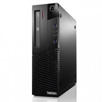 Calculator Lenovo Thinkcentre M93p SFF, Intel Core i5-4570 3.20GHz, 4GB DDR3, 120GB SSD, DVD-RW Calculatoare