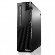 Calculator Lenovo Thinkcentre M93p SFF, Intel Pentium G3220 3.00GHz, 4GB DDR3, 500GB SATA, DVD-RW Calculatoare