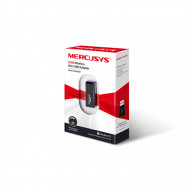 Mini adaptor wireless Mercusys MW300UM, 300Mbps, USB Calculatoare