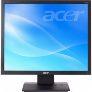 Monitor Acer V173, 17 inch LCD, 1280 x 1024, VGA, Boxe integrate Monitoare & TV