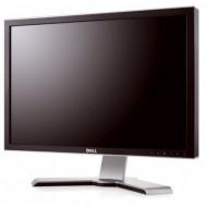 Monitor DELL UltraSharp 2408WFP, LCD, 24 inch, 1920 x 1200, VGA, 2 x DVI, 4 x USB, HDMI, Display Port, WIDESCREEN, Fara Picior, Grad B Monitoare & TV