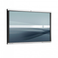 Monitor HP LA2405wg, 24 Inch LCD, 1920 x 1200, VGA, DVI, Display Port, Fara Picior Monitoare & TV