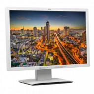 Monitor LED Fujitsu Siemens B24W-6, 24 Inch, 1920 x 1080, DVI, VGA, DisplayPort, USB Monitoare & TV