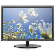 Monitor LENOVO ThinkVision T2054, 19.5 Inch IPS LED, 1440 x 900, VGA, HDMI, Display Port Monitoare & TV