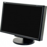 Monitor NEC 2070NX, LCD 20 inch, 1600 x 1200, VGA, DVI, 5x USB, Panel S-IPS, Grad A-, Fara Picior Monitoare & TV