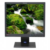Monitor Nou Lenovo L1711p, 17 Inch LCD, 1280 x 1024, VGA, DVI Monitoare & TV