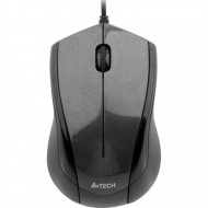 Mouse A4Tech N-400-1, V-Track Padless, USB, Gri Componente & Accesorii