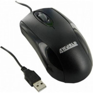 Mouse Optic 4World BASIC3, USB, 1200dpi, Negru Componente & Accesorii