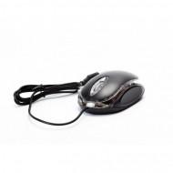Mouse Optic Spacer SPMO-080, 800 DPI, USB, Negru Componente & Accesorii