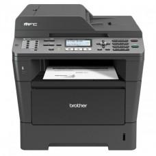 Multifunctionala BROTHER MFC 8520DN, A4, Duplex, Scanner, Copiator, Printer si Fax, Retea si USB, 36 ppm + Cartus si Unitate Drum NOI Imprimante