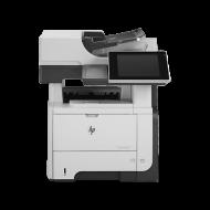 Multifunctionala Laser Monocrom HP LaserJet Enterprise 500 MFP M525dn, Duplex, A4, 42ppm, 1200 x 1200, Fax, Copiator, Scanner, Retea, USB, Toner Nou Imprimante