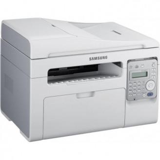 Multifunctionala Laser Monocrom Samsung SCX-3405FW, 21 ppm, Wi-Fi, Retea, USB, Copiator, Scaner, Fax Imprimante