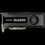 Placa Video Nvidia Quadro K5000, 4GB GDDR5 256-Bit, 2x DVI, 2x DisplayPort Calculatoare