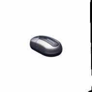 Mouse wireless Samsung Pleomax SCM-4700, 1000 dpi, Gri Componente & Accesorii