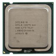 Procesor Intel Core2 Duo E4300, 1.8Ghz, 2Mb Cache, 800 MHz FSB Calculatoare