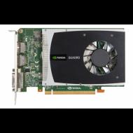Placa Video nVidia Quadro 2000, 1GB DDR5, 128 bit, PCI-express, DVI, 2x Display Port Calculatoare