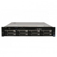 Server Dell PowerEdge R720, 2x Intel Xeon Deca Core E5-2650L V2, 1.70GHz - 2.10GHz, 128GB DDR3 ECC, 2 x HDD 1.2TB SAS/10K + 4x 4TB HDD SATA, Raid Perc H710 mini, Idrac 7 Enterprise, 2 surse HS Servere & Retelistica