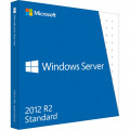 Windows Server Standard 2012 R2, 64bit, DVD, English, OEM