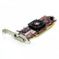 Placa video PCI-E Ati Radeon 4550, 512Mb, High Profile + Cablu DMS-59 cu doua iesiri VGA Calculatoare