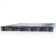 Server Dell R630, 2 x Intel Xeon 14-Core E5-2697 V3 2.60GHz - 3.60GHz, 64GB DDR4, 2 x HDD 600GB SAS/10K + 4 x 1.2TB SAS/10K, Perc H730, 4 x Gigabit, iDRAC 8,2 x PSU Servere & Retelistica