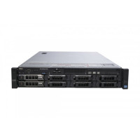 Server Dell PowerEdge R720, 2x Intel Xeon Deca Core E5-2650L V2 1.70GHz - 2.10GHz, 64GB DDR3 ECC, 2x 4TB HDD SATA + 4 x 2TB HDD SATA, Raid Perc H710 mini, Idrac 7 Enterprise, 2 surse HS